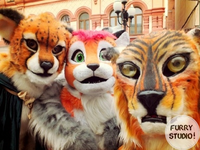 Furries at Saint Patrick's Day (2014)_12