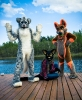 Fursuiting in Belorussia!_5