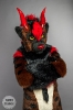 Lava (demonic hyenna fursuit)_13