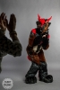 Lava (demonic hyenna fursuit)_5