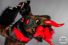 Lava (demonic hyenna fursuit)_6