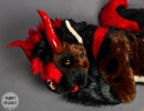 Lava (demonic hyenna fursuit)_7